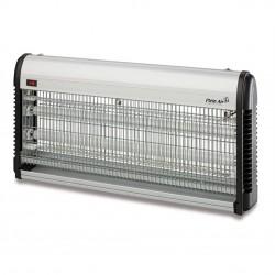 ZANZARIERA ELETTRICA PLEIN AIR ZAP 40 - 2 LAMPADE ATTINICHE DA 20 W- CAMPO D'AZIONE 150 m2 - 40 W