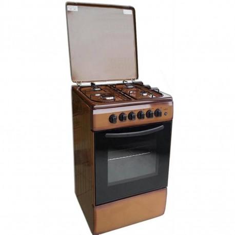 Cucina Larel 50x50 4 F Marrone Forno A Gas Grill