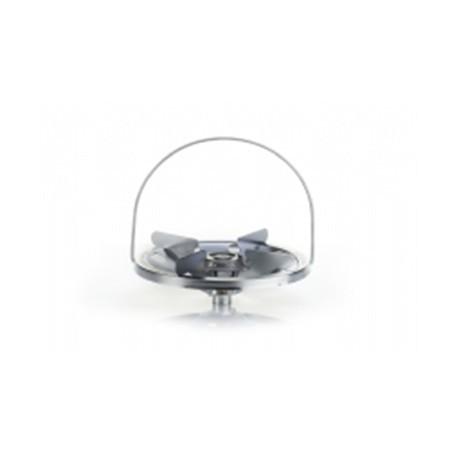 FORNELLINO EUROCAMPING AVVITABILE  - FORNELLO D.215 MM - NUOVO CODICE 1102